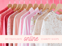 My favourite online Charity shops....