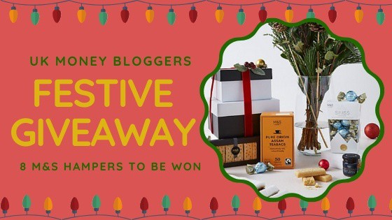 #Competition - Win one of eight Festive M&S Hampers