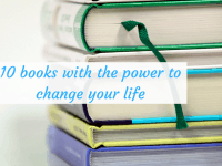 10 brilliant books with the power to change your life....