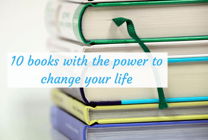 10 books with the power to change your life