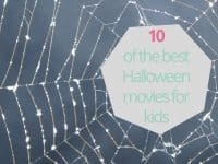 10 of the Best Halloween Movies for Kids....