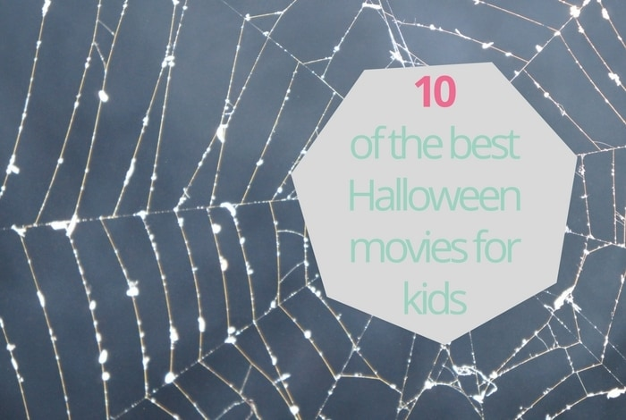 10 of the BEST Halloween movies for kids