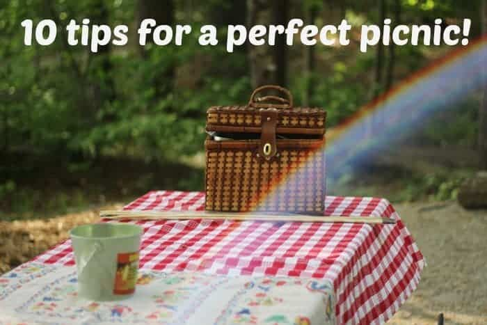 10 tips for a perfect picnic!