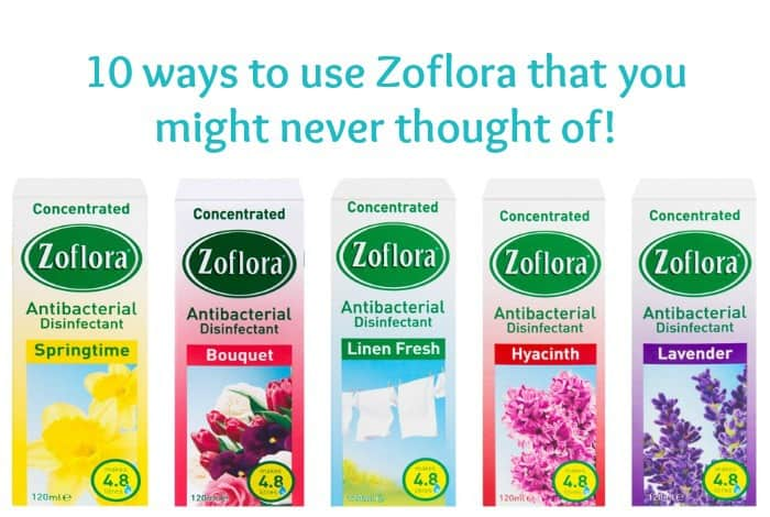 10 ways to use Zoflora that you might never thought of!