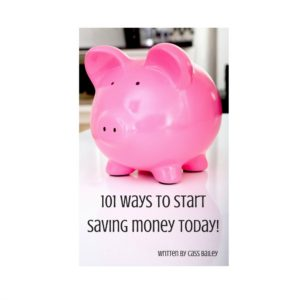 101 ways to start saving money today