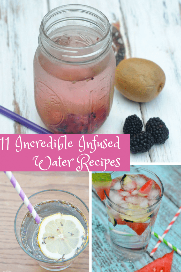 11 Incredible Infused Water Recipes (1)