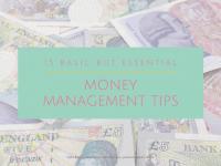 15 Basic Money Management Tips....