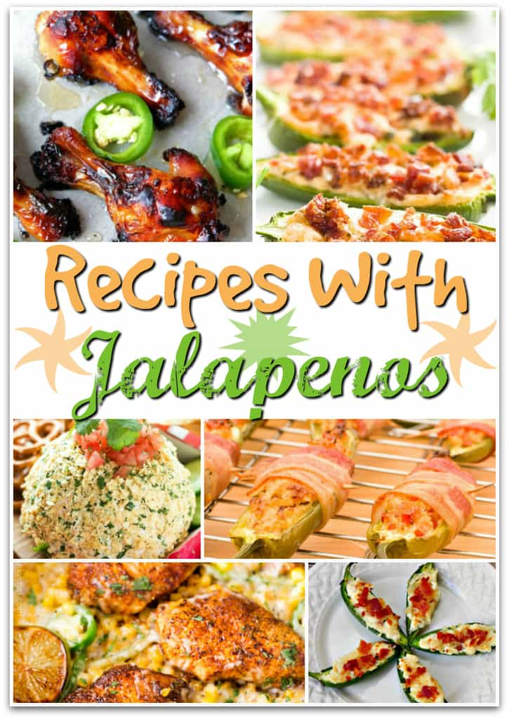 17 recipes that use jalapenos.