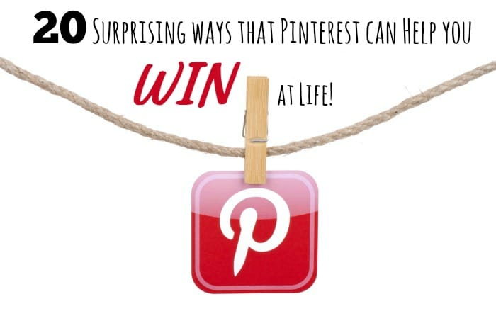 20 Surprising ways that Pinterest can Help you