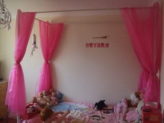 Budget Bedroom….