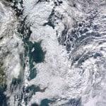 Snowy Britain….