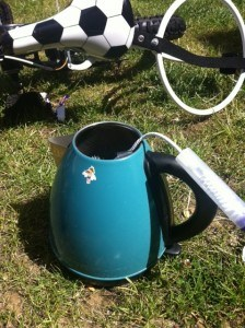 The Death of a Kettle….