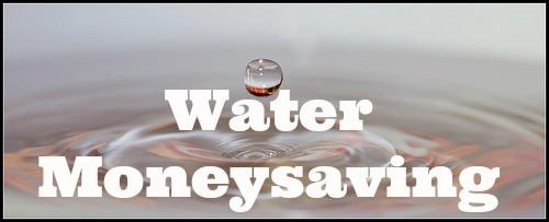 water moneysaving