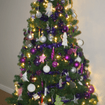 The Nosey Bloggers Christmas Tree Linky – I'll start….