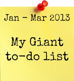 giant to do list post it