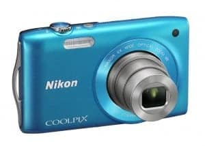 I also have the Nikon S330.