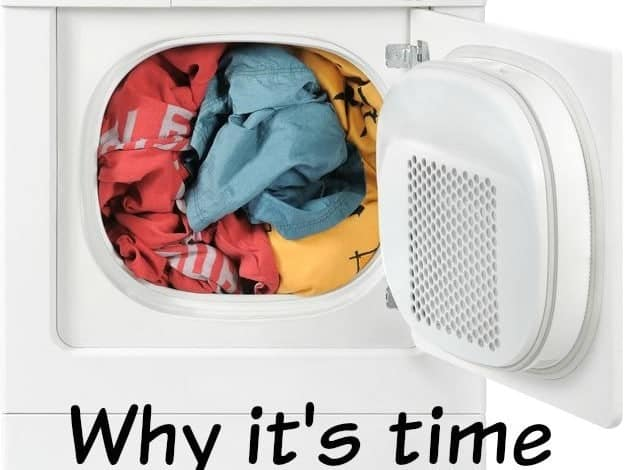 Why it's time to DITCH your drier….