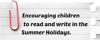 encouraging reading and writing