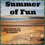 #SummerofFrugalFun – Make your own comic book….