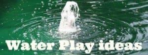 water play idea