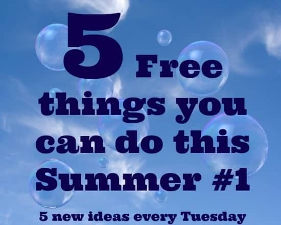 Five new ideas #1