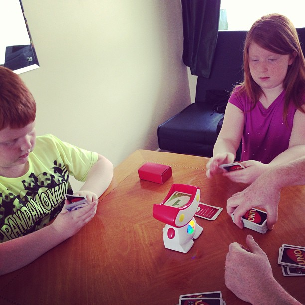 Play a board game together.