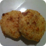 homemade fishcakes