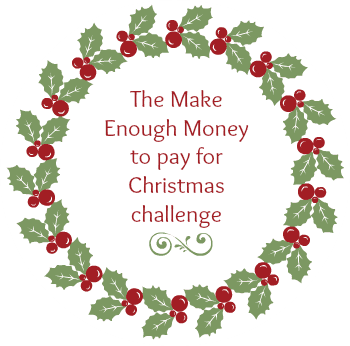 make enough money for christmas