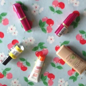 a makeup haul