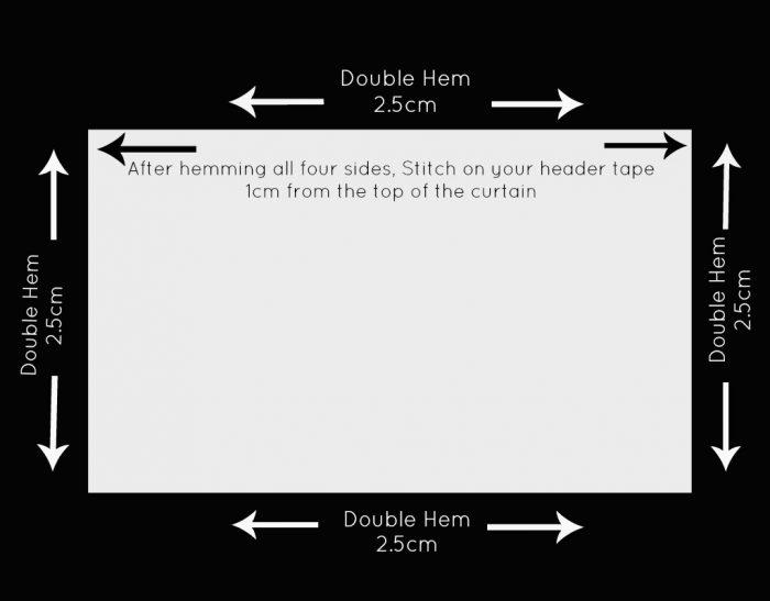curtain tutorial