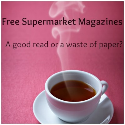 do you read free supermarket magazines