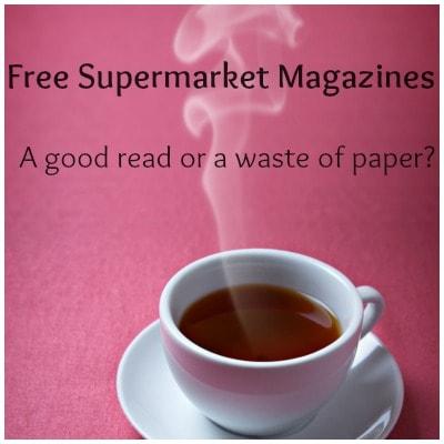 do you read free supermarket magazines