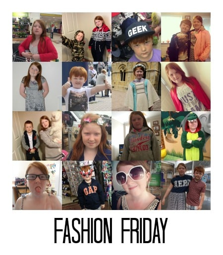 fashion friday badge