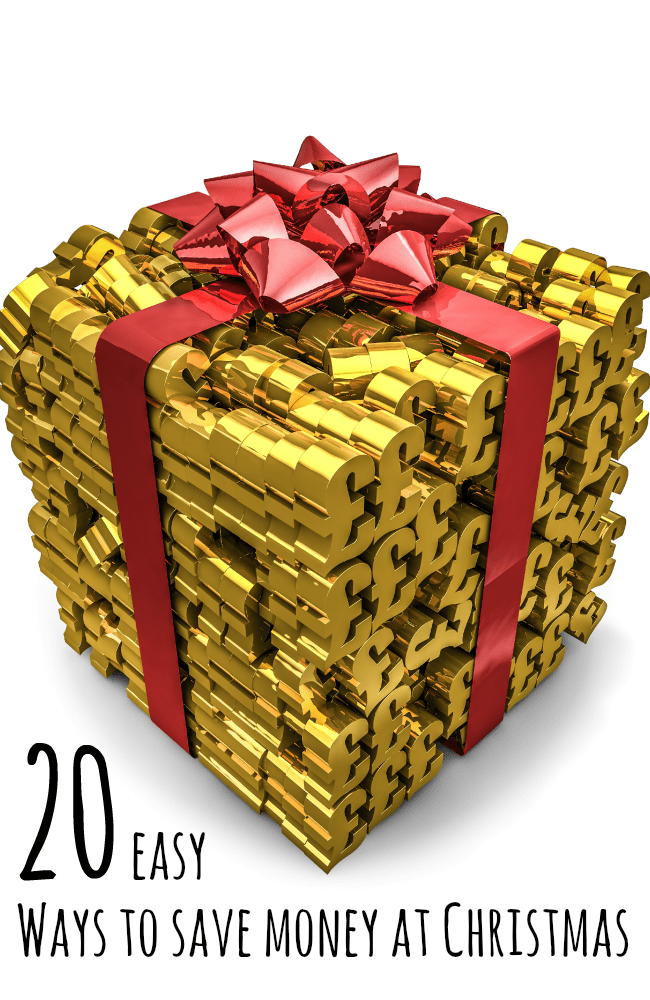 20 Super Easy Ways to Save Money at Christmas....