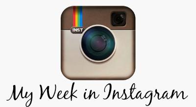 My week in instagram