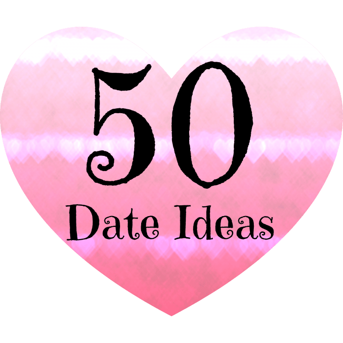 50 Amazing Date Night Ideas The Diary Of A Frugal Family
