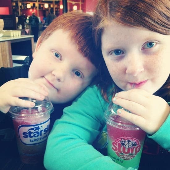 April siblings 5