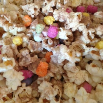 Have a film afternoon with popcorn and your favourite movies.