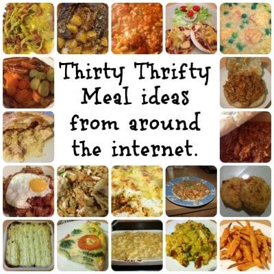 1 meal ideas