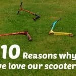 Scooter Love – 10 reasons to love your scooter….