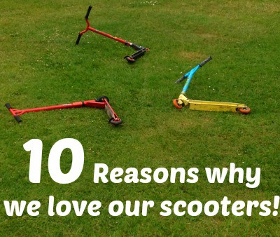 scooter love