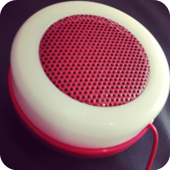 cool pringles speaker