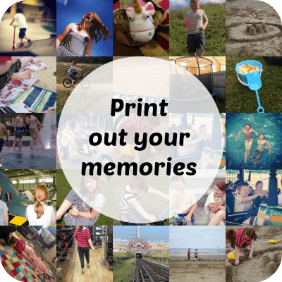 print out your memories