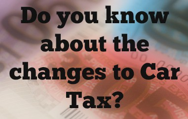 car tax changes