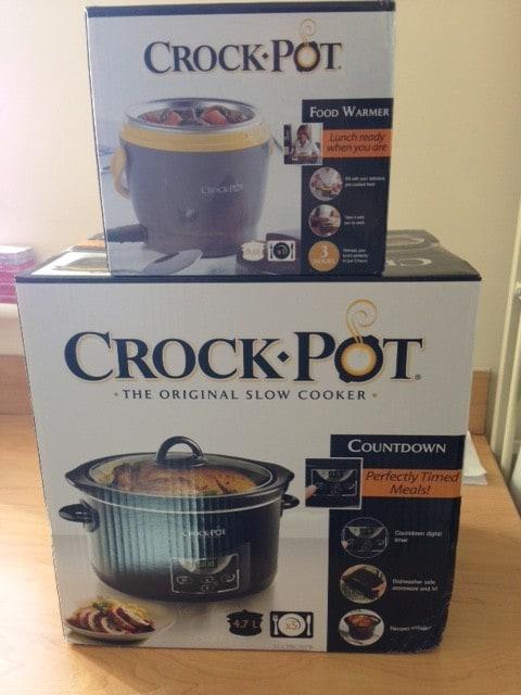 Crocktober slow cooker