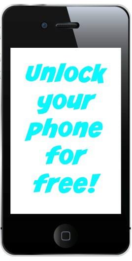 unlock mobile phones free