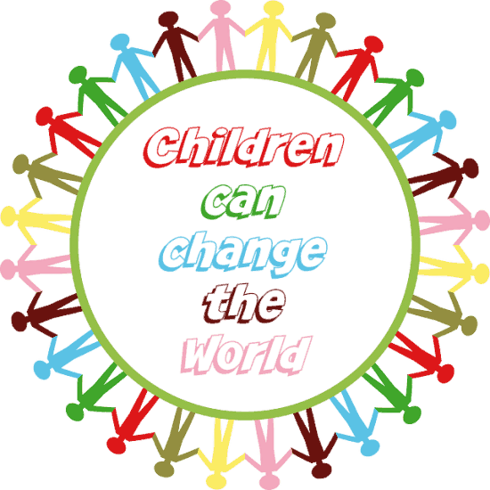 Children can change the world