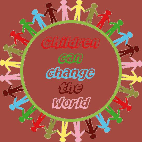 Children can change the world