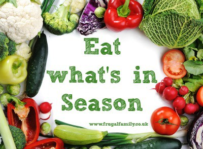 why you should eat whats in season
