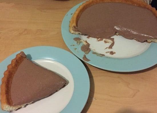 leftover baileys cake